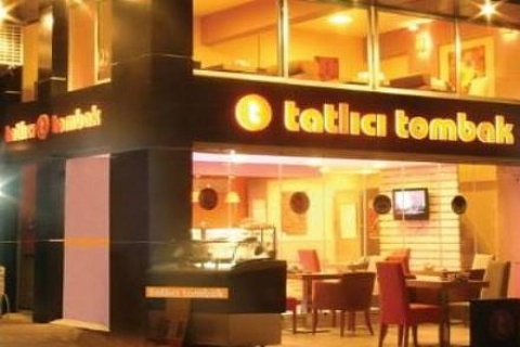 Tatlıcı Tombak, 2012 sonuna kadar 20 yeni franchise şubesi açacak!