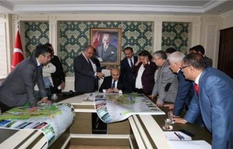 Adıyaman Vadiyaman projesinin değerlendirme toplantısı gerçekleşti!