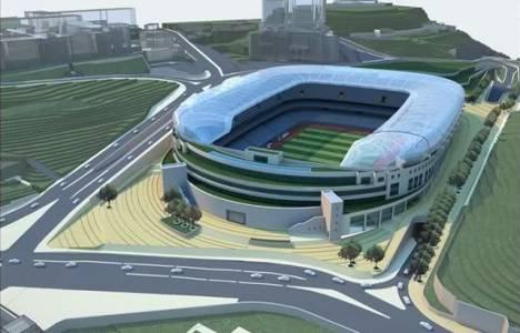Yeni İnönü Stadı için koruma kurulundan onay alınacak!
