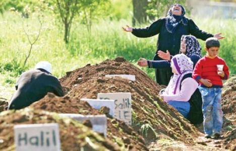 Bilge Köyü'nden ayrılanlar arazilerinin bedellerini istiyor!