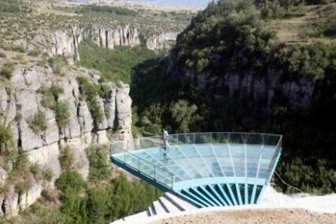 Safranbolu İncekaya Kanyonu'na