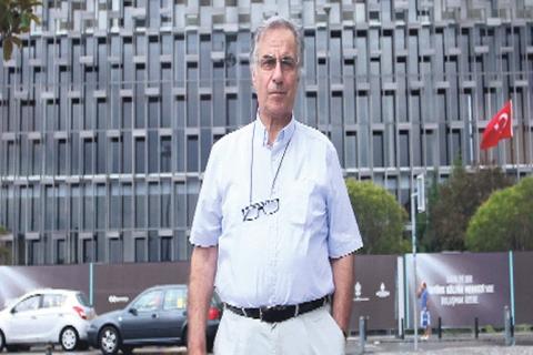 Mete Tapan: BJK Plaza 'Elim kırılsın' dediğim bir karardır!