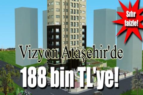 Vizyon Ataşehir'de 188