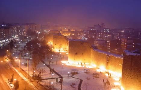 Diyarbakır Surları Nisan'da