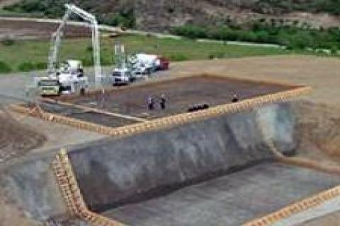 Cengiz İnşaat Azerbaycan'da baraj inşa ediyor