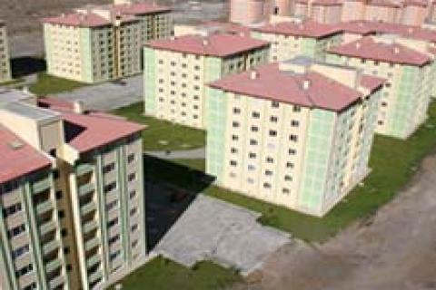TOKİ, Erzurum İspir'e