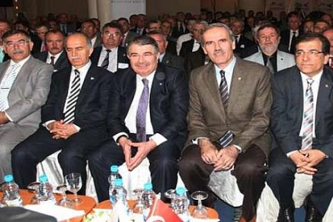 İdris Naim Şahin'den Marmara Belediyeler Birliği'ne teşekkür!