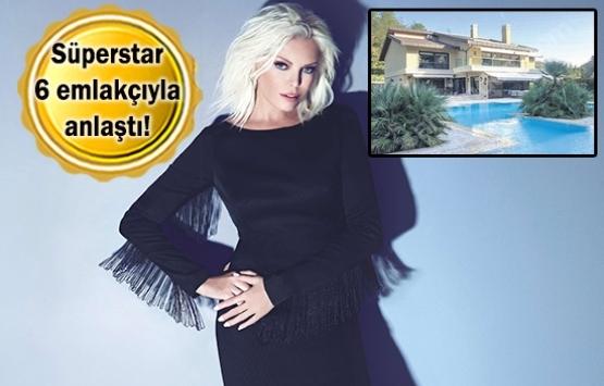 Ajda Pekkan'ın Bahçeköy'deki villası başına dert oldu!