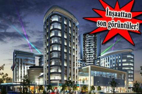 Esenyurt City Center'da metrekaresi 2 bin 310 dolara ofis!