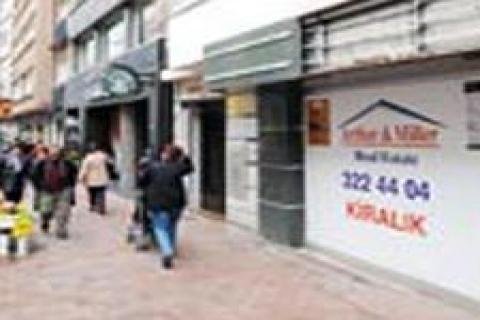 Nişantaşı ve Bağdat Caddesi'nde kiralık dükkan patlaması