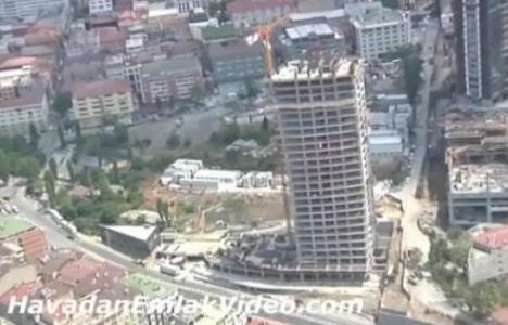 İTower Şişli'nin inşaat çalışmaları ne durumda?