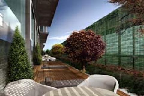 Levent Loft Bahçe'deki 82 daireye 1.000 talep geldi
