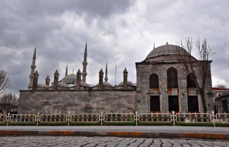 Sultanahmet Medresesi Ramazan'da