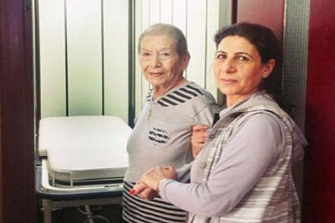 Cerrahpaşa'da kanser hastalarını