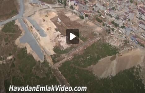 Kaya City projesinin havadan videosu!