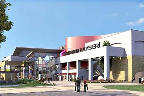 Forum Kayseri ve