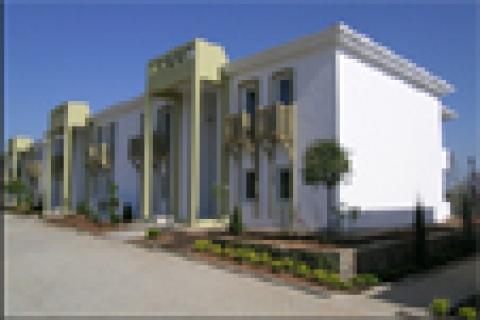 Cihannüma Villaları 250 bin YTL'ye