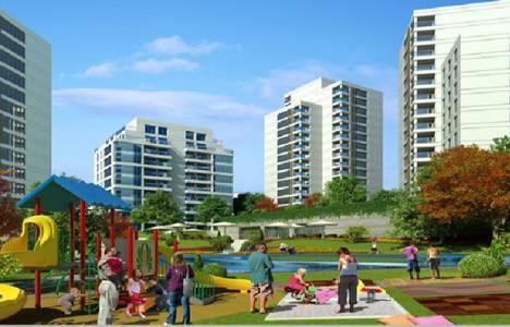 Park Gardenya Güneşli vaziyet planı!