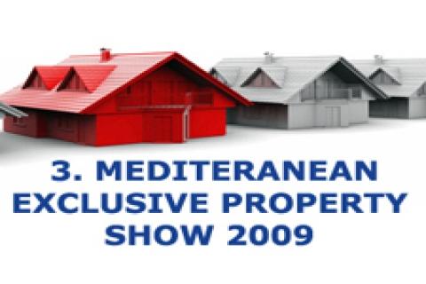 Mediterranean Exclusive Property Show mayısta