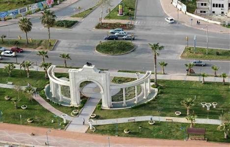 Mersin'de park ve bahçeler Akdeniz Oyunları için yenileniyor!