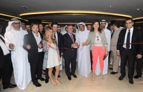 Ağaoğlu, ilk yurtdışı temsilciliğini bugün Dubai'de açtı!