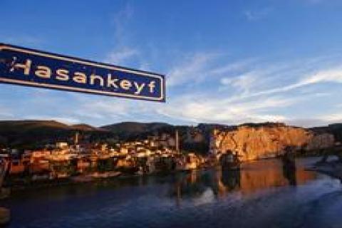 Çevreciler, Hasankeyf'e inşa edilecek Ilısu Barajı'na karşı!
