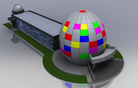 Sancaktepe Bilim Merkezi İSTKA destekli ilk bilim merkezi olacak!