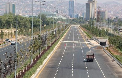 Ankara Bulvarı pazartesi günü kapanıyor!