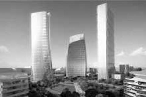 Ünlü mimarın kulesi `erkeksi' olmayınca...