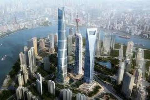 Şanghay Kulesi,