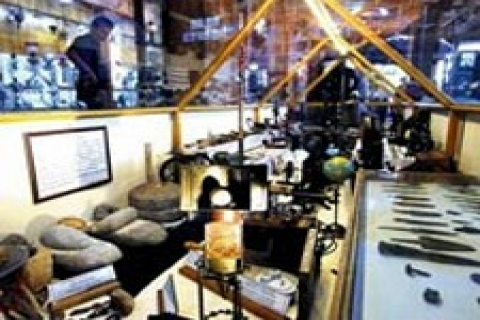 İlk ısıtma ve aydınlatma müzesi Beykoz'da açıldı!