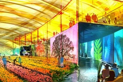 Expo Floriade Venlo'da