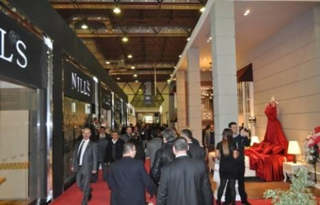İMOB 2013'e yoğun ilgi mobilya ihracatını yüzde 20 yükseltti!