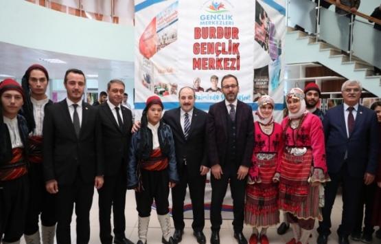 Burdur'un yeni stadında sona yaklaşıldı!