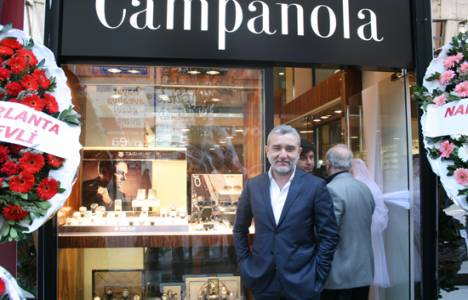 Mey Saat Campanola Mağazasını Açtı 05 06 2013