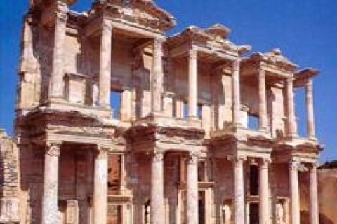 Efes'te restorasyon çalışmaları hızlanacak!