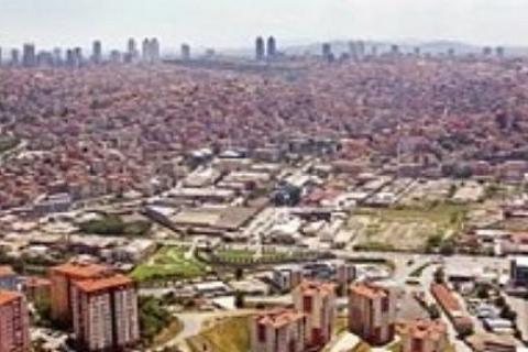 Kağıthane'de kentsel dönüşümle