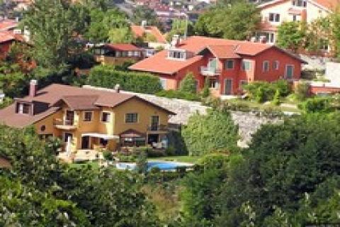 Zekeriyaköy, villa kente dönüştü!