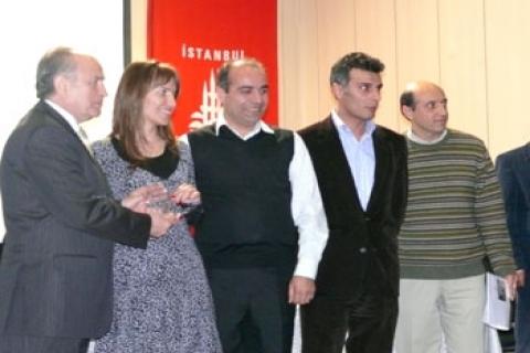 Orman ve Su İşleri Bakanlığı'nın proje yarışmasını Oktan Nalbantoğlu kazandı!