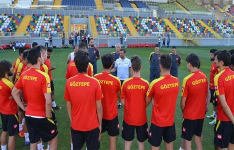 Yeni Bornova Stadı'nın ilk etabı tamamlandı!