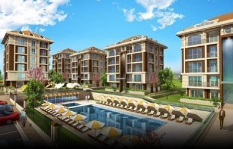 Gül İnşaat Vista Konakları Beykent'te 300 bin TL'ye 3+1!