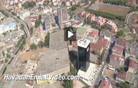 Ekşioğlu Dragos Park projesinden havadan video!