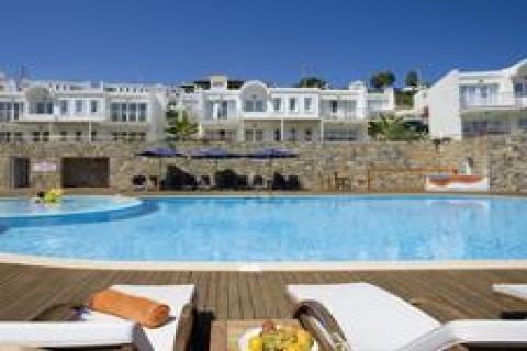 Bodrum Seaview Regency Prestige'de 494 bin TL'ye villa!