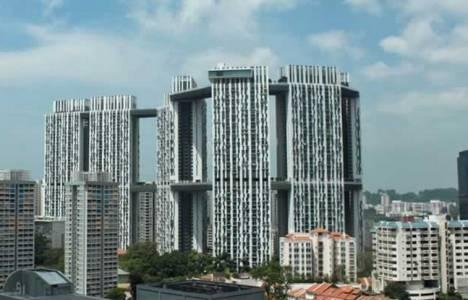 Singapur'da nüfusun yüzde