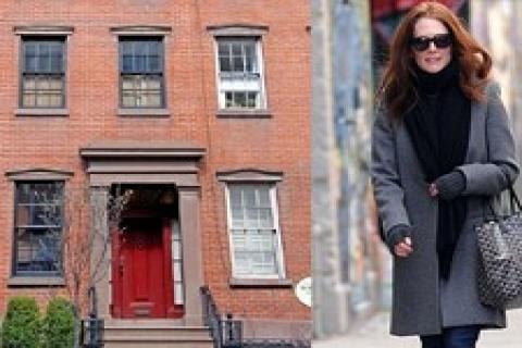 Julian Moore, New York'taki evini 12,5 milyon dolara satıyor!