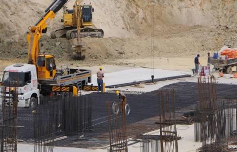 İzmir'deki fuar inşaatının yüzde 8'i tamamlandı!