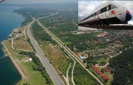 Sapanca ve Pamukova'da arsa fiyatları YHT projesi ile arttı!