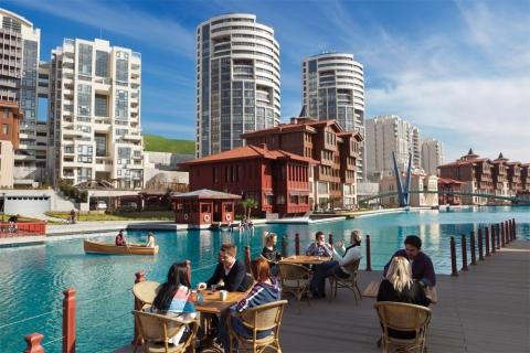 Bosphorus City'de ticari alanlar faaliyete geçti! 280 bin TL'ye!