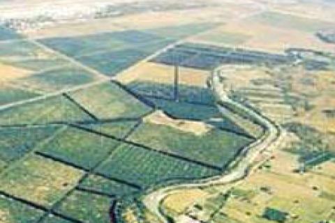 Dalaman çiftliği