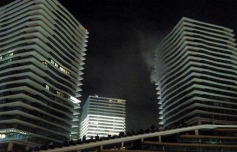 Zorlu Center yetkililerinden yangınla ilgili basın açıklaması!